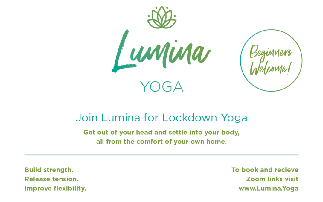 Lockdown Yoga 2.0